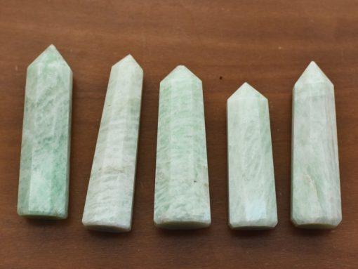 Blue Amazonite Crystal Metaphysical Properties