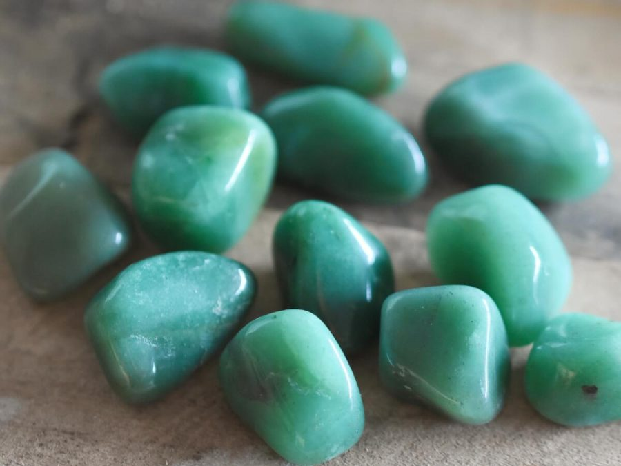 Wholesale Green Aventurine Stones Jewelry Making