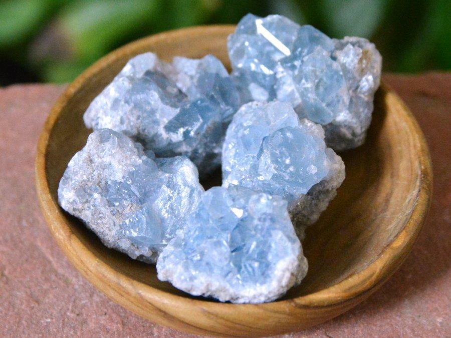 Raw Blue Celestite Crystal Bulk Celestite Geode Cluster Sale Wholesale Crystals Healing Stone