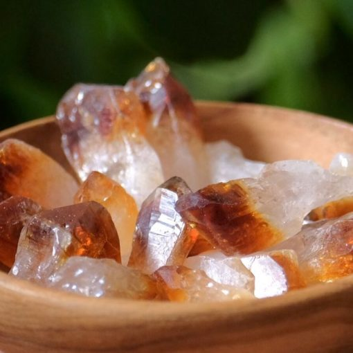 Raw Citrine Points Wholesale Free Shipping At Best Crystals Wholesale