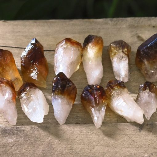 Natural Citrine Represents Live And Positive Energy