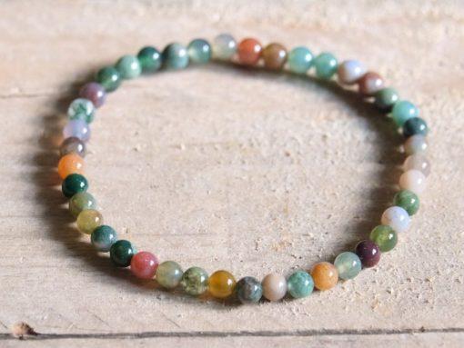 Fancy Jasper Natural Stone Bracelet Gift Sale