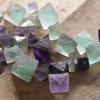 Purple Fluorite Octahedron Fluorite Crystal Points Bulk Crystals Sale