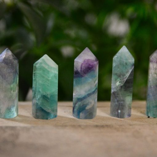 fluorite crystal meaning comes from its protective properties as a grounding stone
