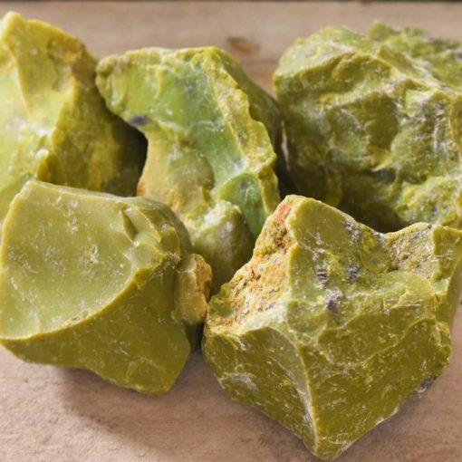 Wholesale Green Opal Raw Stone Rock