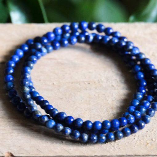 Lapis Lazuli Healing Crystal Bracelet Sale