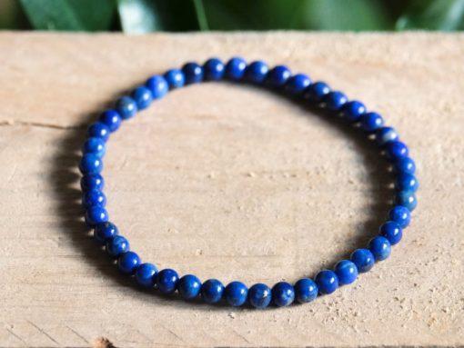 Lapis Lazuli Bracelet For Healing Energy And Balance