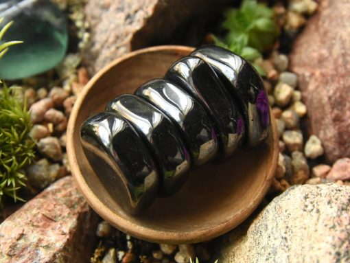 Magnetic Hematite Stones Charged Magnets Hematite Magnet Sale