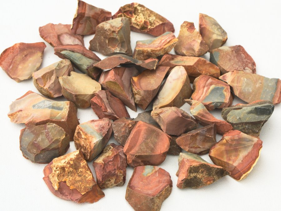 Bulk Desert Jasper Rough Rocks Sale