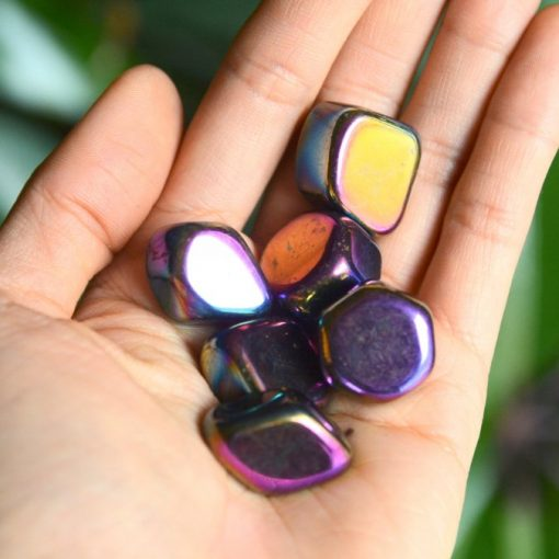 Learn Rainbow Hematite Crystal Meaning And Properties At Best Crystals Wholesale Hematite Crystal Uses For Clarity And Energy Boost
