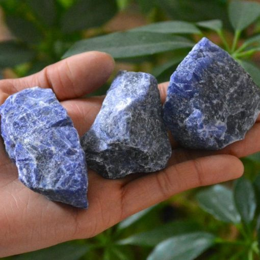 Navy Blue Sodalite Stone Wholesale Crystals In Bulk