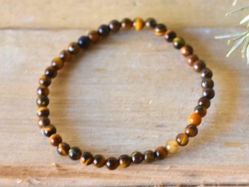 Tiger's Eye Stone Bracelet Jewelry gift For Women