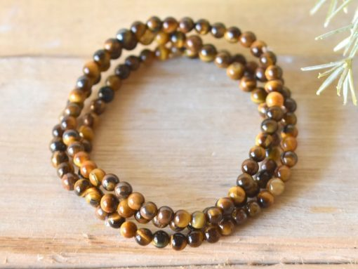 Golden Tiger's Eye Bracelet Women Bracelet Tigereye Stone