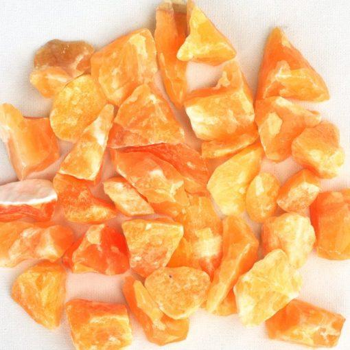 Raw Yellow Calcite Rough Stone Bulk Crystal Wholesale