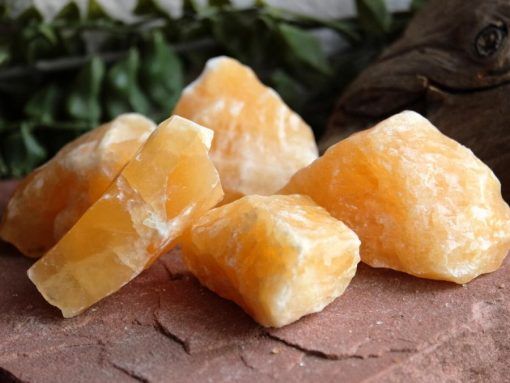 Yellow Calcite Is The Stone Of Hope And Positive Thoughts