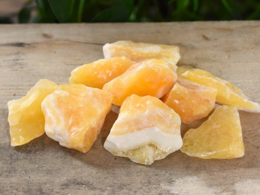 Use Yellow Calcite Stone To Increase Positive Energy