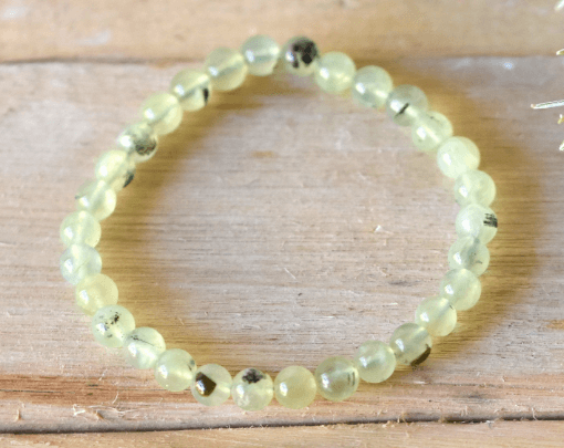 Green Prehnite Bracelet Gift | Prehnite Meaning and Properties Natural Prehnite Metaphysical Uses At Best Crystals Wholesale