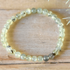 Prehnite Crystal Bracelet Gift Sale