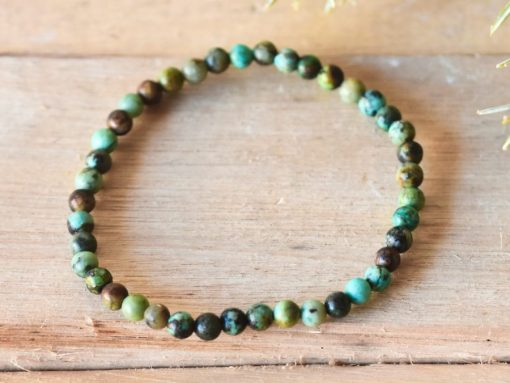 Healing Stone African Turquoise Crystal Bracelet Sale