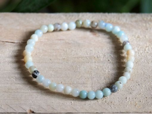 Amazonite Bracelet Blue Amazonite Crystal Jewelry Gift Women's Bracelets | Amazonite Meaning And Properties Best Crystals Wholesale