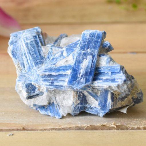 Blue Kyanite Quartz Crystal Cluster Natural Kyanite Cluster Kyanite Blade Sale