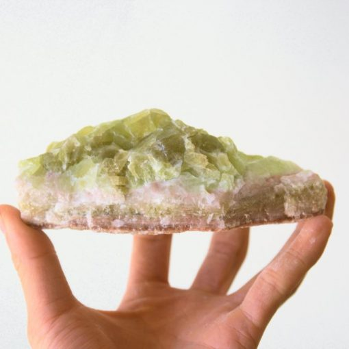 LARGE Green Calcite Crystal Healing Properties LARGE Green Calcite Cluster Freeform Green Calcite Stone At Best Crystals Wholesale