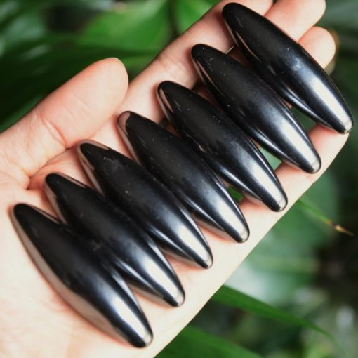Singing Hematite Rattlesnake Eggs LARGE Hematite Magnets Sale Wholesale Magnetic Hematite Oval Magnets