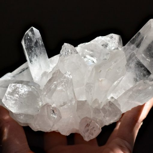 Healing Crystal Benefits Quartz Cluster Specimen Clear Quartz Crystal Clusters Specimen | Natural Quartz Cluster Best Crystals Wholesale