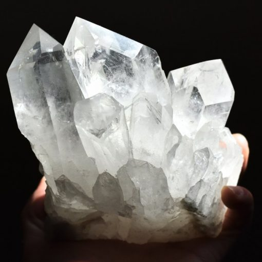 Raw Quartz Crystal LARGE Cluster Clear Quartz Crystal Clusters Specimen | Natural Quartz Cluster For Sale At Best Crystals Wholesale