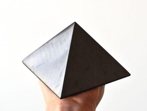 Authentic Russian Shungite Black Shungite Stone For EMF Blocking Negative Energy Benefits
